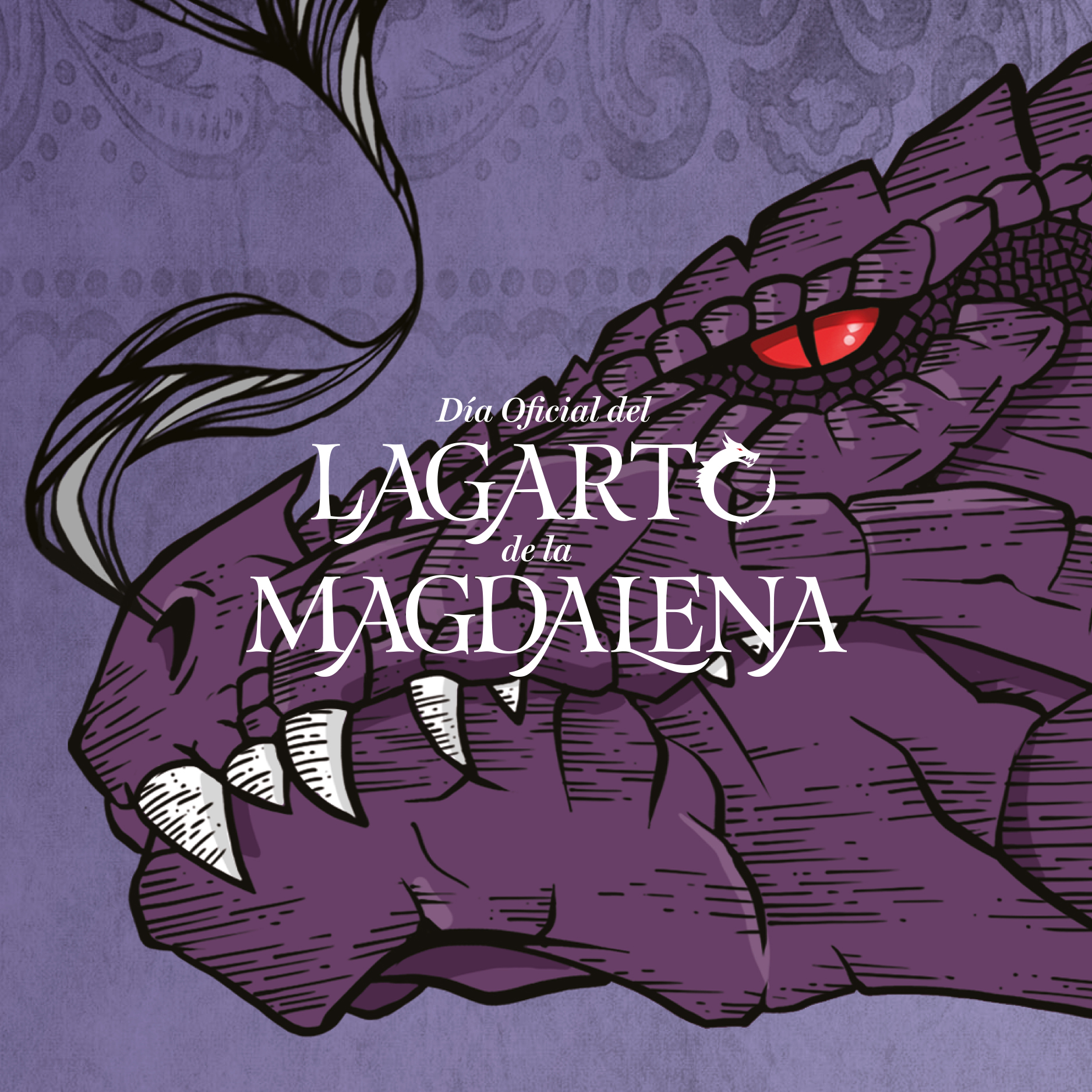 Dia oficial del Lagarto de la Magdalena