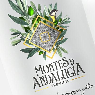 Montes de Andalucía
